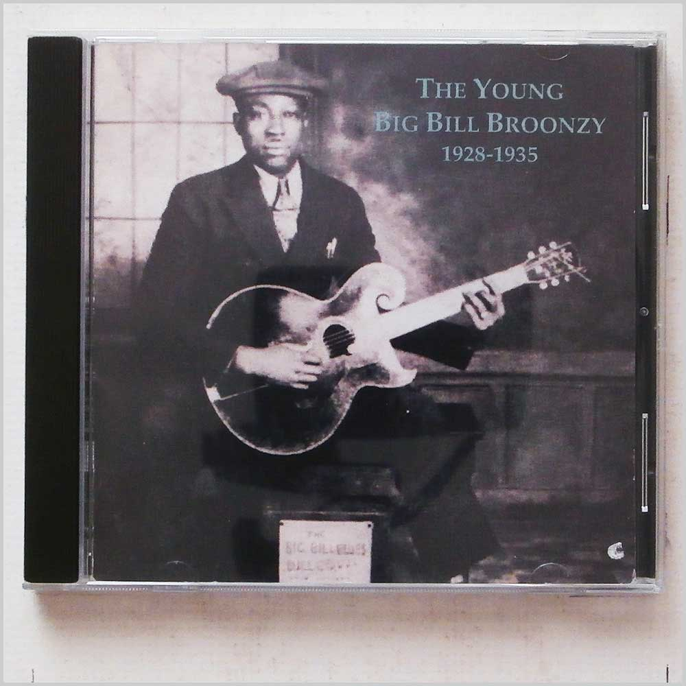 Big Bill Broonzy - The Young Big Bill Broonzy 1928-1935 (16351011121)