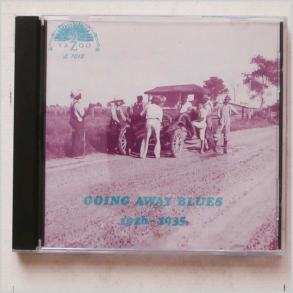 Various - Going Away Blues 1926-1935 (16351011824)