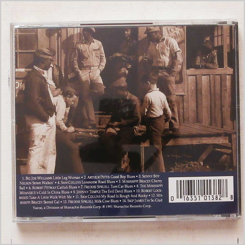 Various - Lonesome Road Blues: 15 Years in the Mississippi Delta 1926-1941 (16351013828)