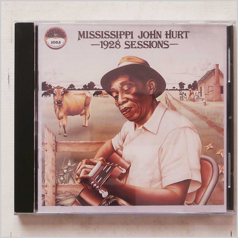 Mississippi John Hurt - 1928 Sessions (16351016522)