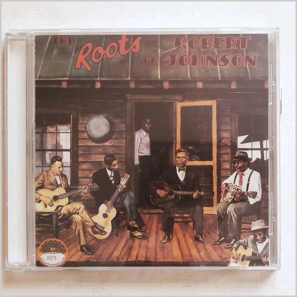 Various - The Roots of Robert Johnson (16351017321)
