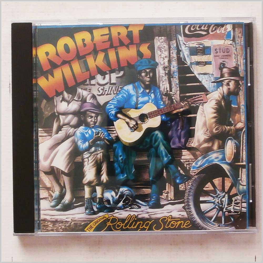 Robert Wilkins - The Original Rolling Stone (16351017727)