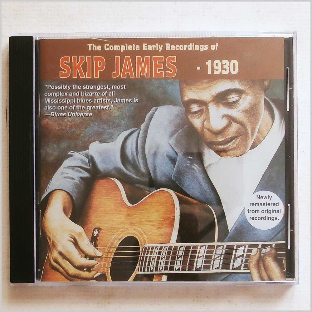 Skip James  - The Complete Early Recordings Of Skip James: 1930 (16351200921)