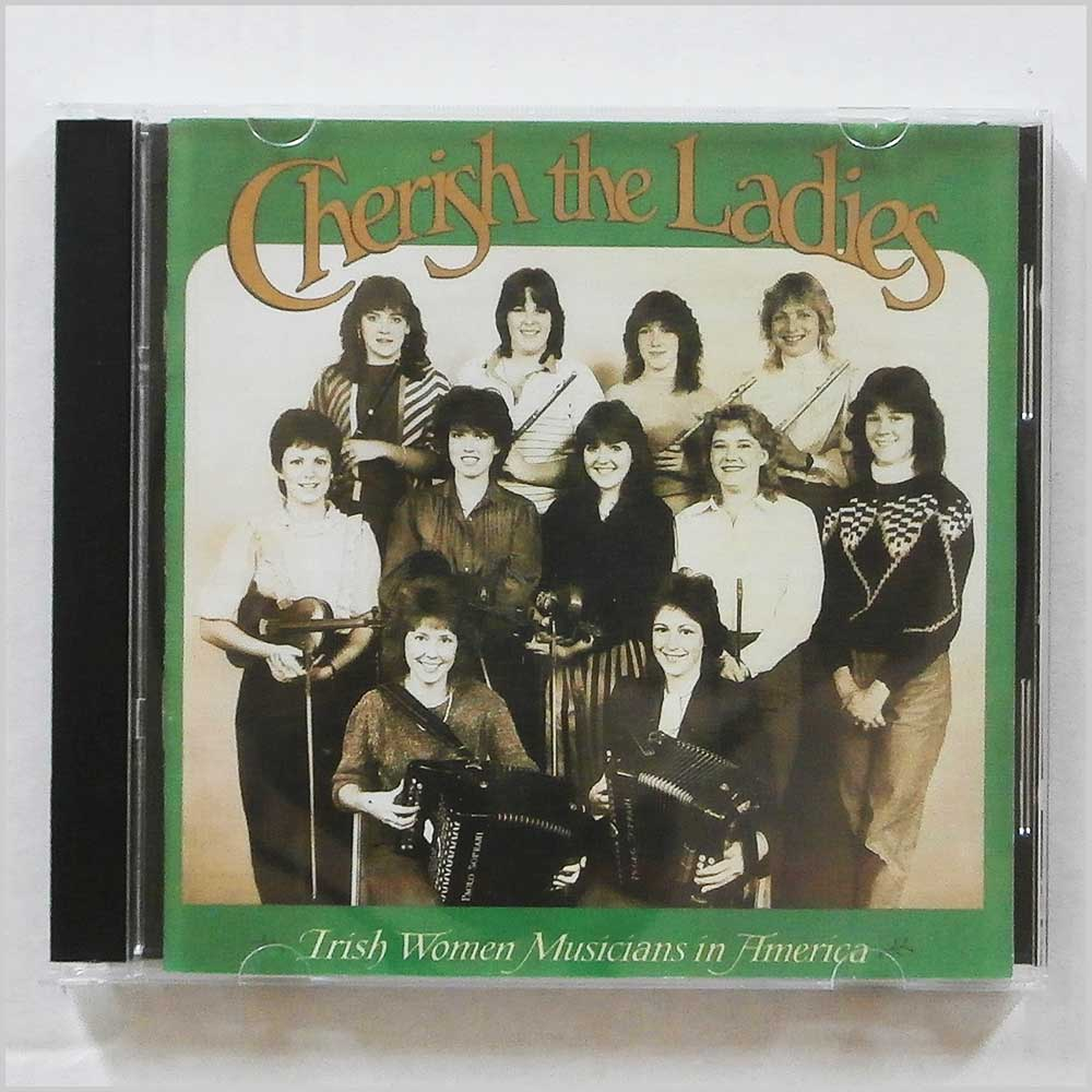 Cherish The Ladies - Irish Women Musicians of America (16351795328)