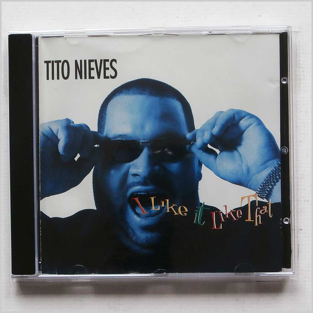 Tito Nieves - I Like It Like That (2083119392438)