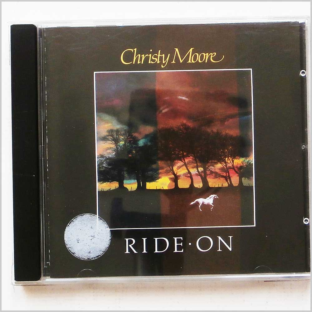 Christy Moore - Ride On (22924040726)