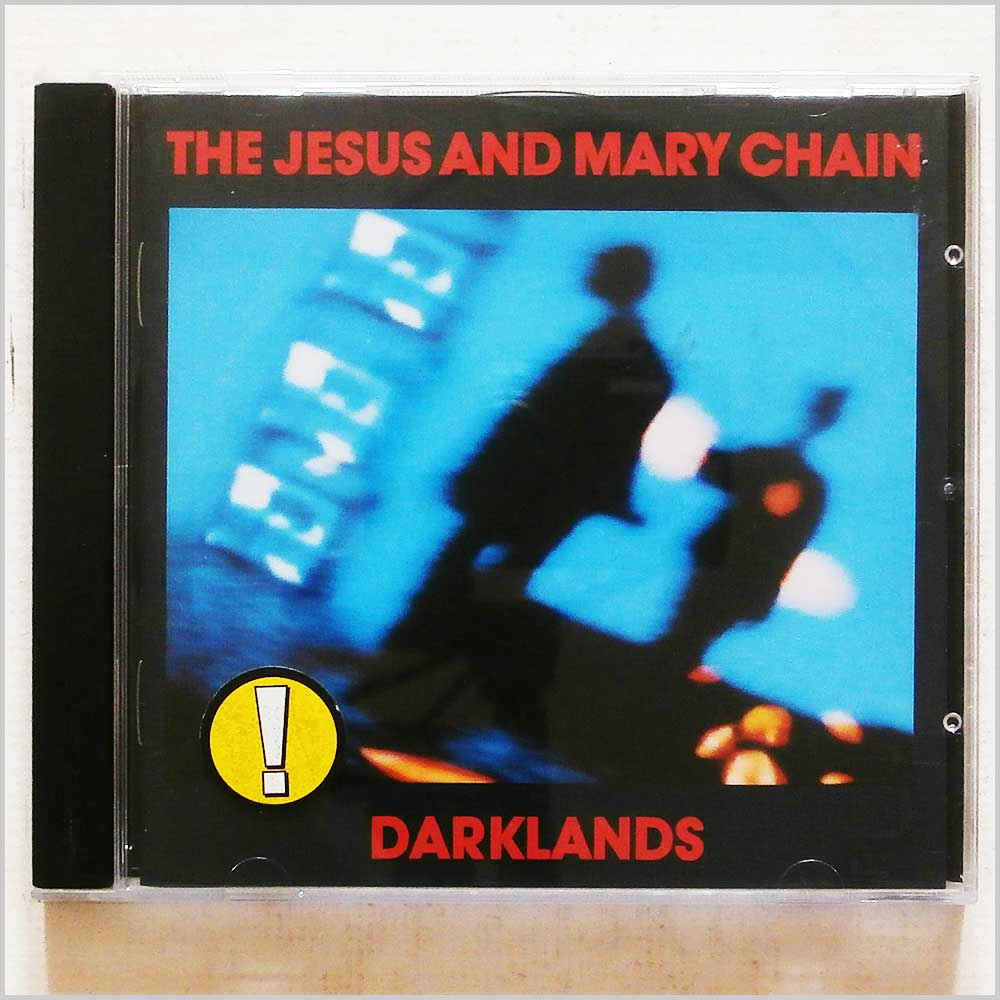 The Jesus and Mary Chain - Darklands (22924218026)