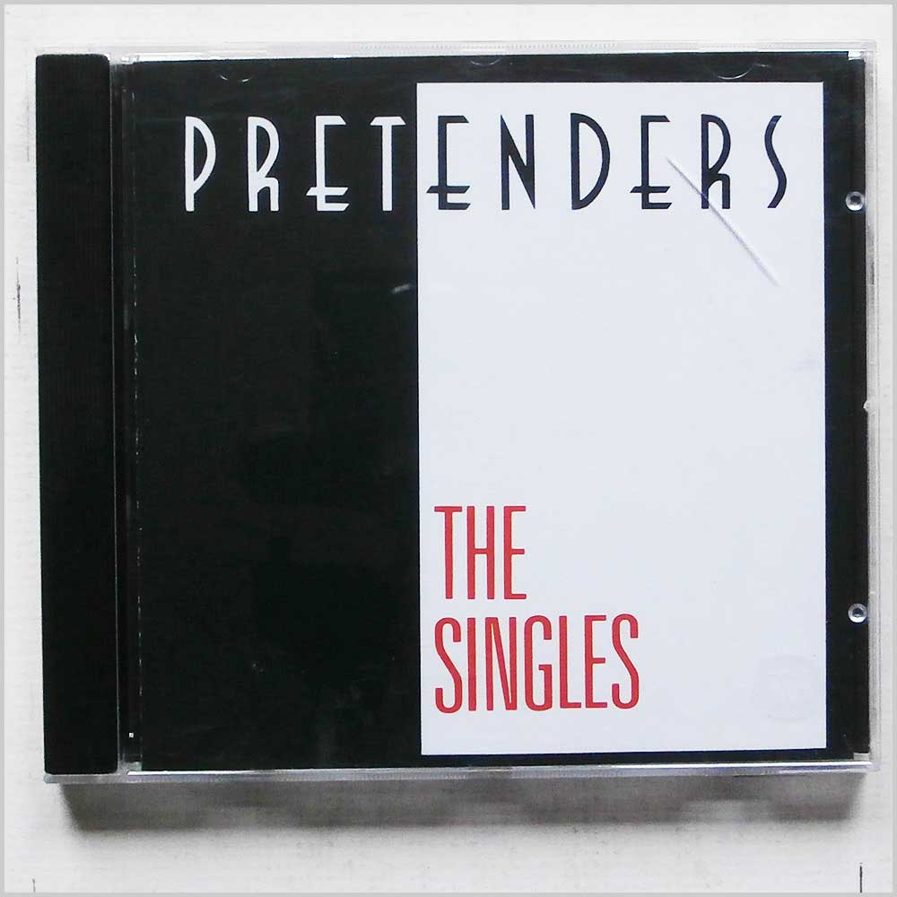 The Pretenders - The Singles (22924222924)