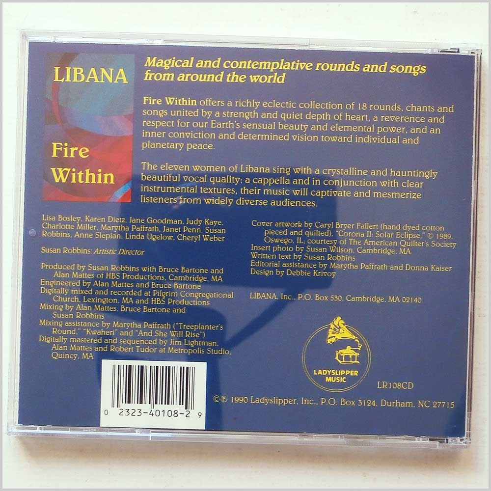 Libana - Fire Within (23234010829)