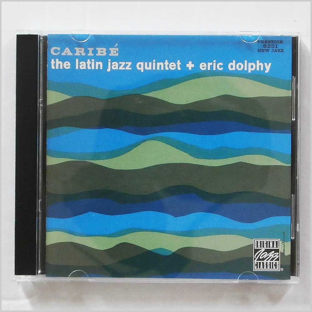 Eric Dolphy - Caribe (25218681926)