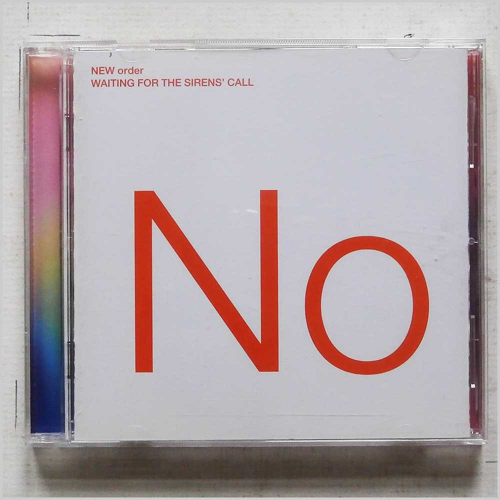 New Order - Waiting For The Sirens' Call (25646 2202 2)
