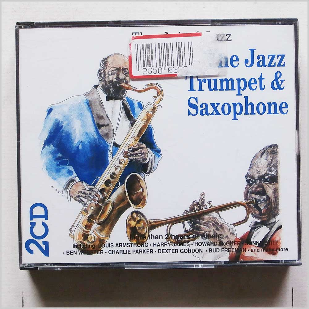 Various - The Jazz Trumpet & Saxophone (27726733722)