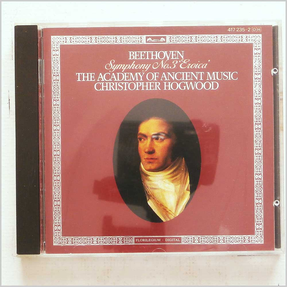 Christopher Hogwood and The Academy Of Ancient Music - Beethoven: Symphony No. 3 Eroica (28941723529)