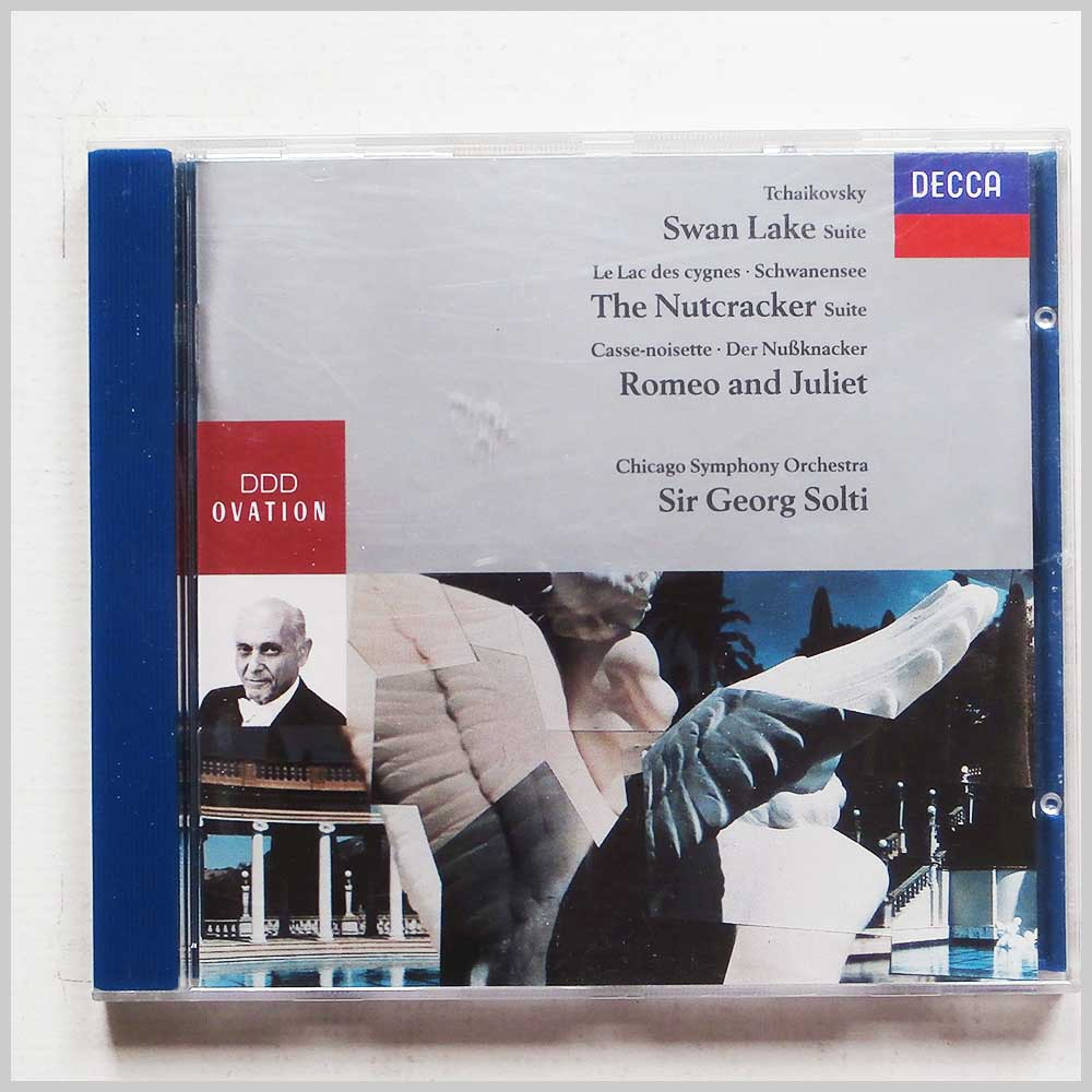 Sir Georg Solti and Chicago Symphony Orchestra - Tchaikovsky: Swan Lake, The Nutcracker, Romeo and Juliet (28943070720)