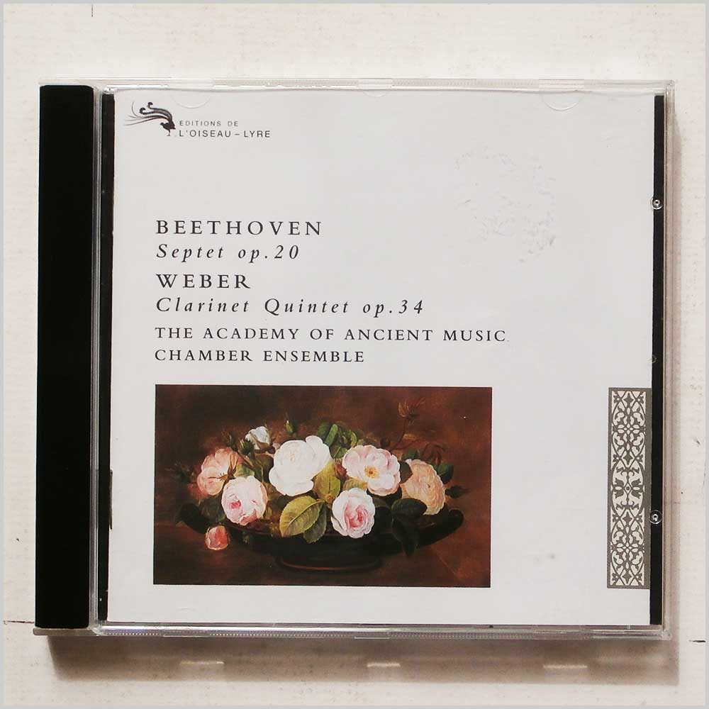 The Academy of Ancient Music - Beethoven: Septet op.20, Weber: Clarinet Quintet op. 34 (28943304429)