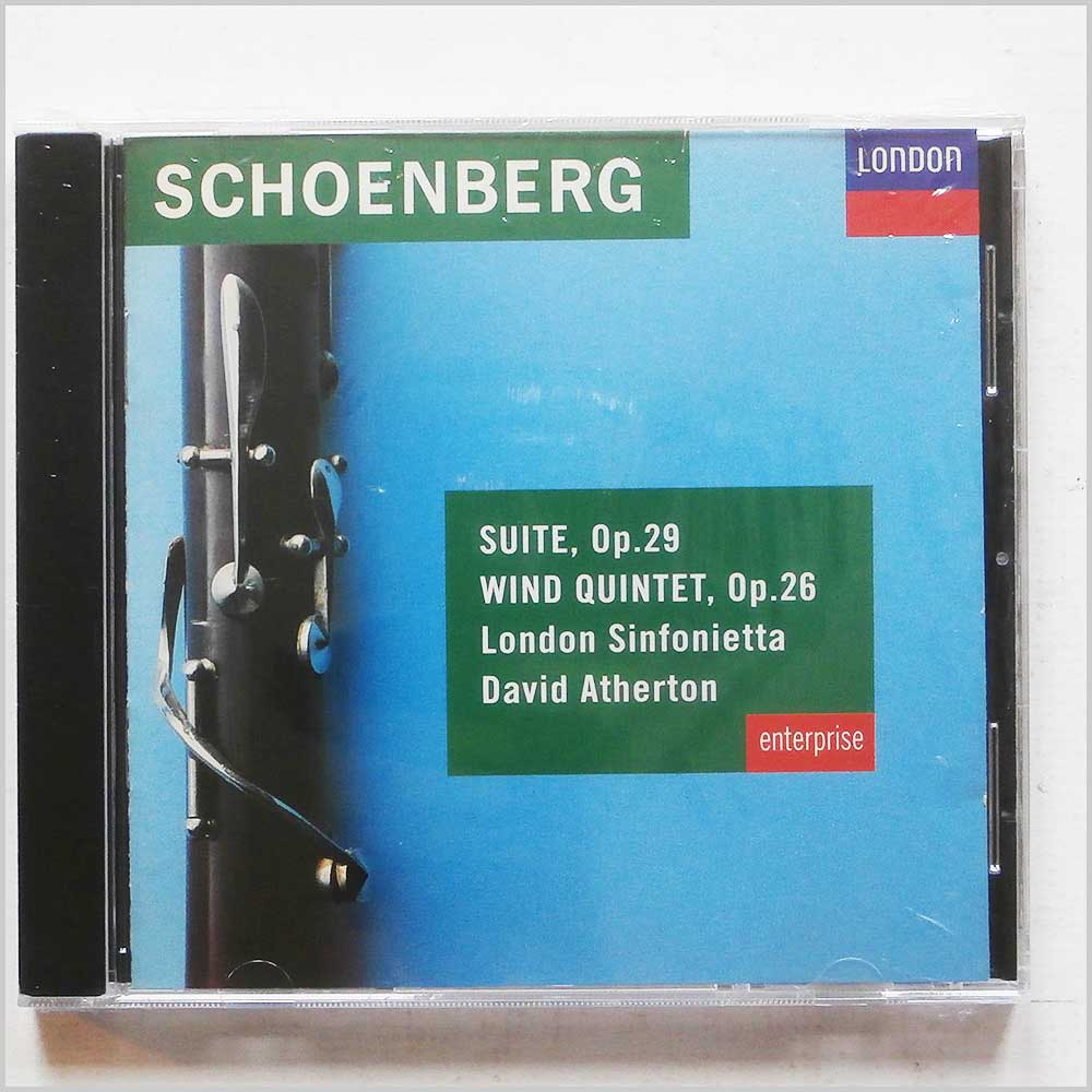 David Atherton, London Sinfonietta - Schoenberg: Suite, Wind Quintet (28943308328)