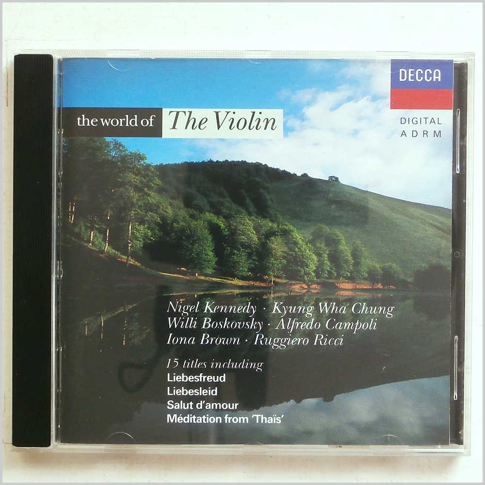 Various - The World of The Violin (28943322027)