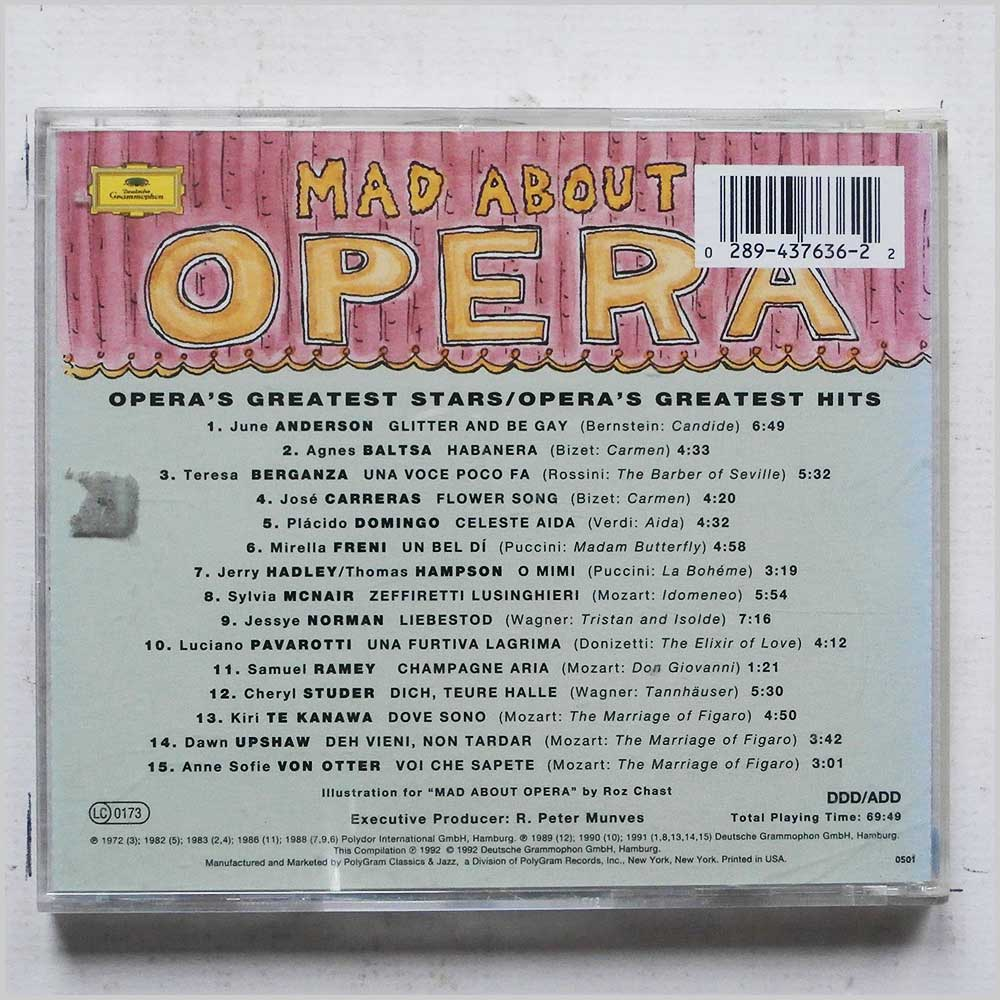 Various - Opera's Greatest Stars (28943763622)