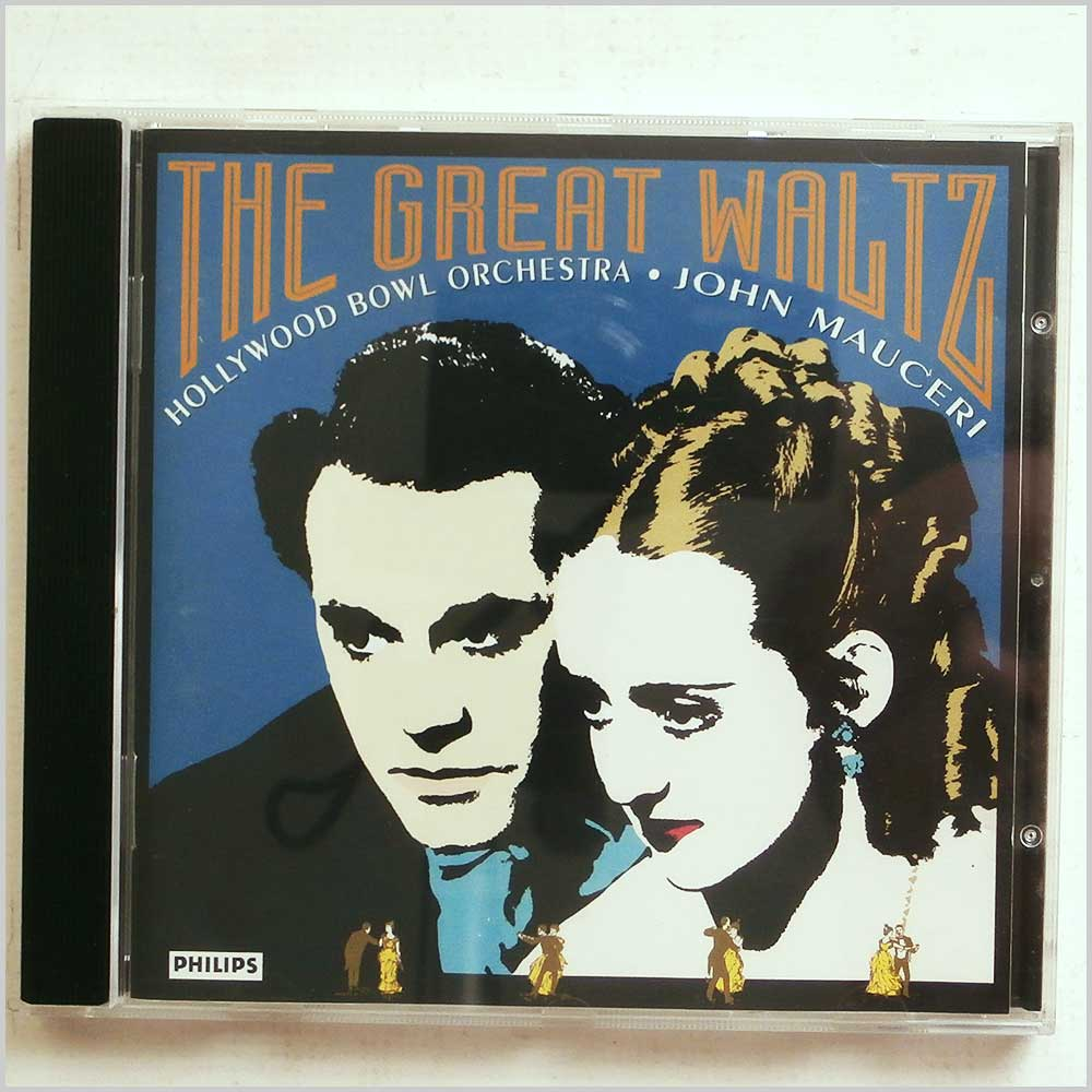 John Mauceri, Hollywood Bowl Orchestra - Strauss: The Great Waltz (28943868525)