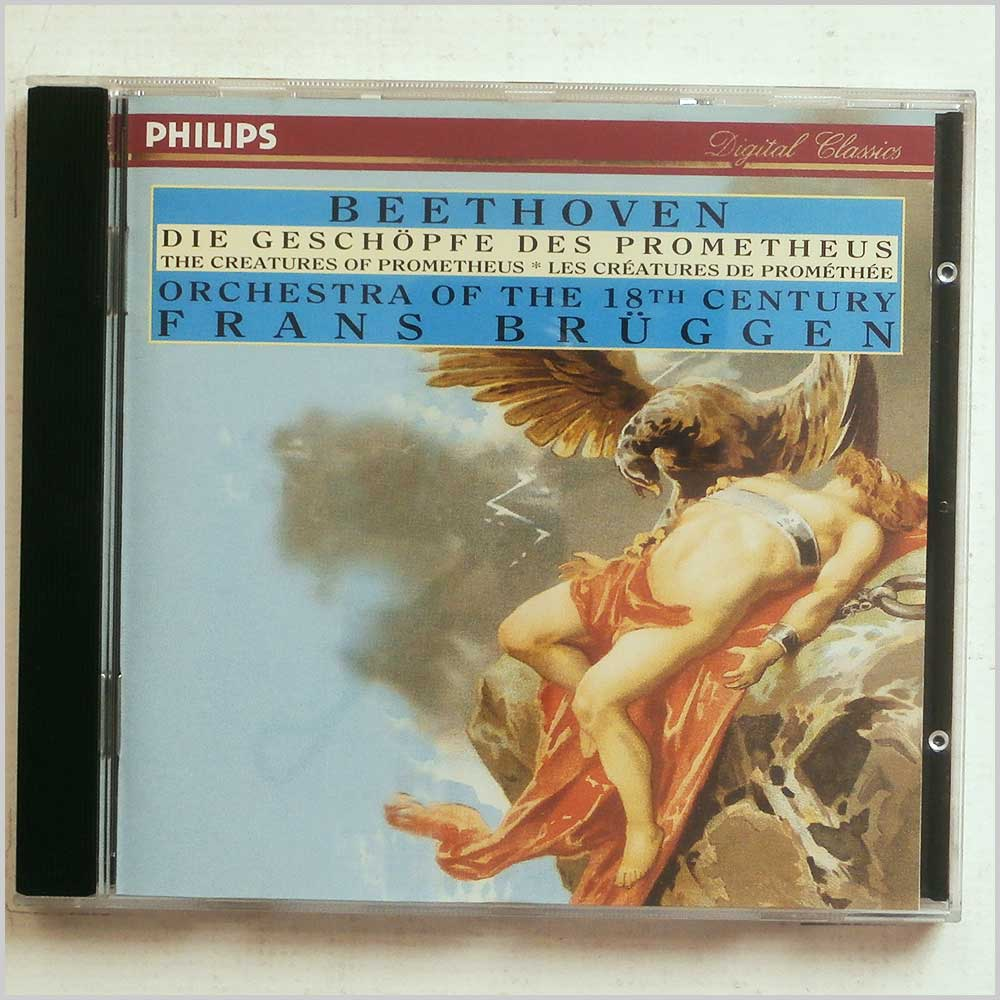 Frans Bruggen, The Orchestra of the 18th Century - Beethoven: The Creatures of Prometheus (28944670226)