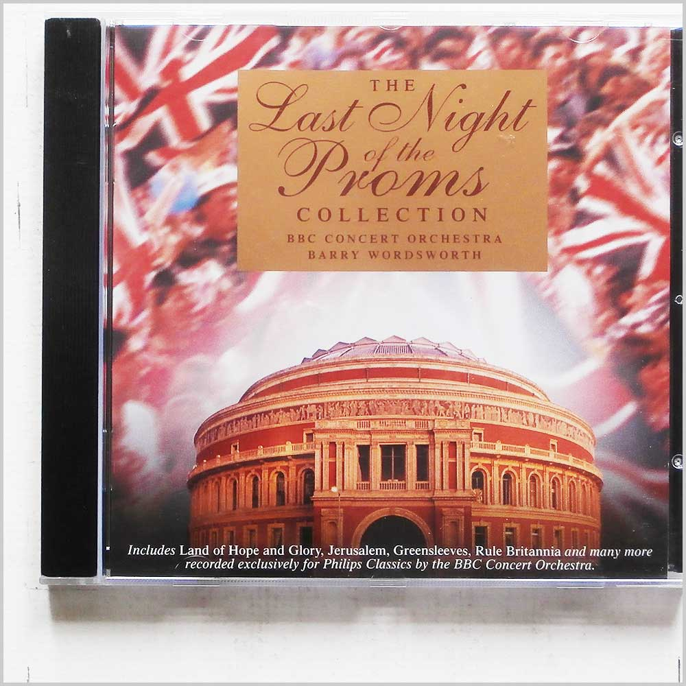 BBC Concert Orchestra, Barry Wordsworth - Last Night of the Proms Collection (28945417226)
