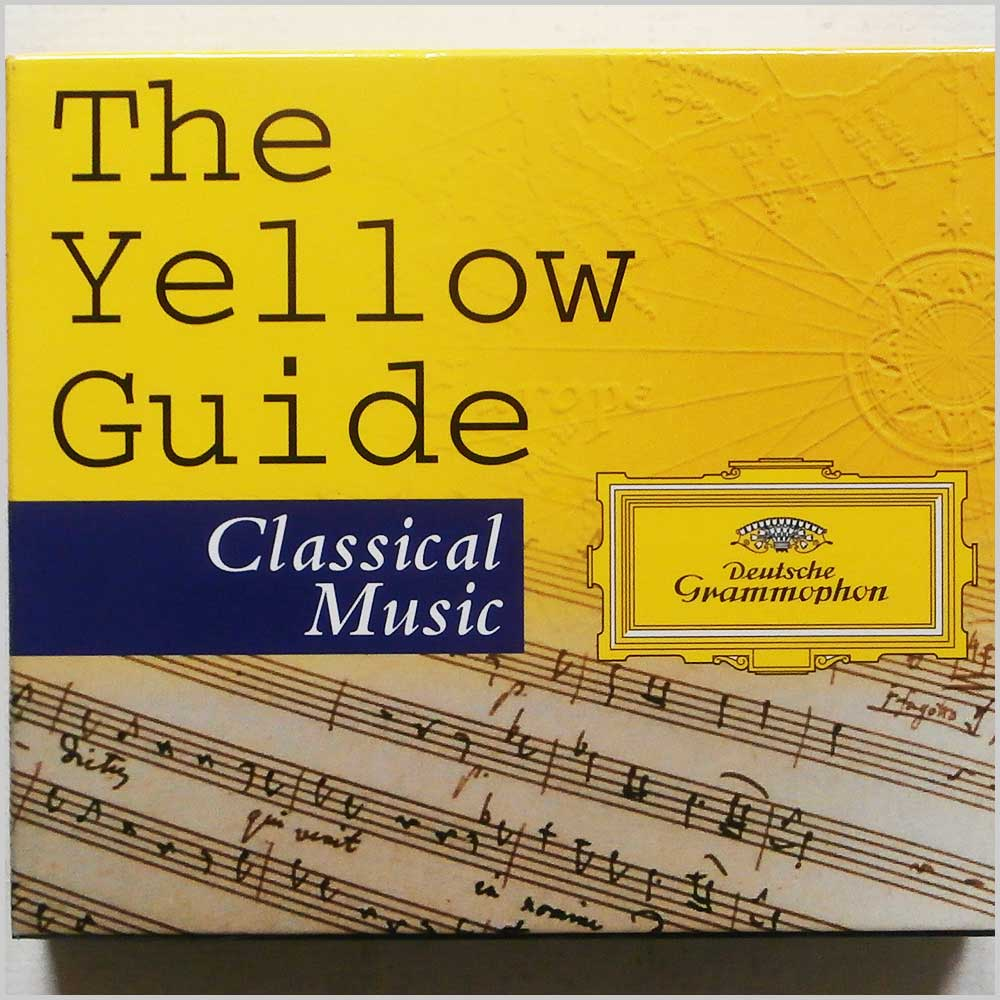 Various - The Yellow Guide to Classical Music (28945744025)