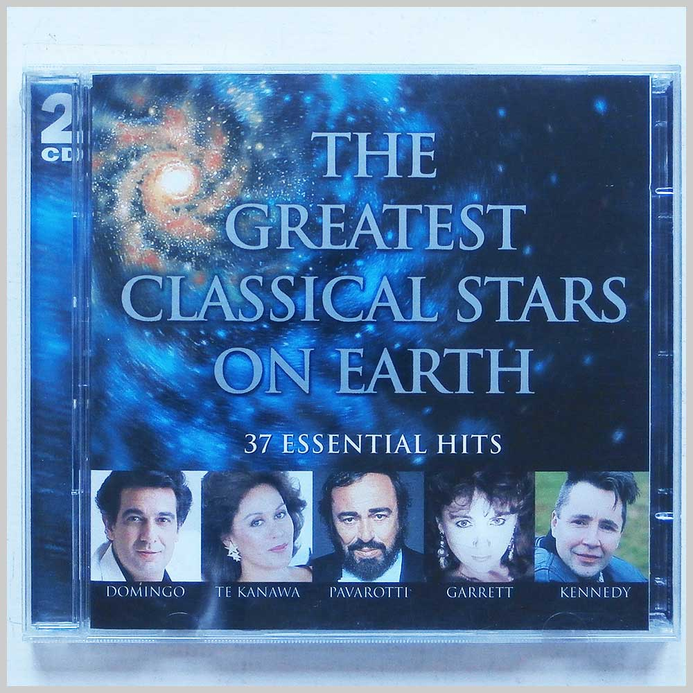 Various - The Greatest Classical Stars on Earth: 37 Essential Hits (28946039021)