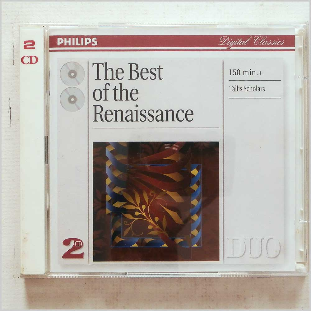 Peter Phillips, The Tallis Scholars - The Best of the Renaissance (28946286227)