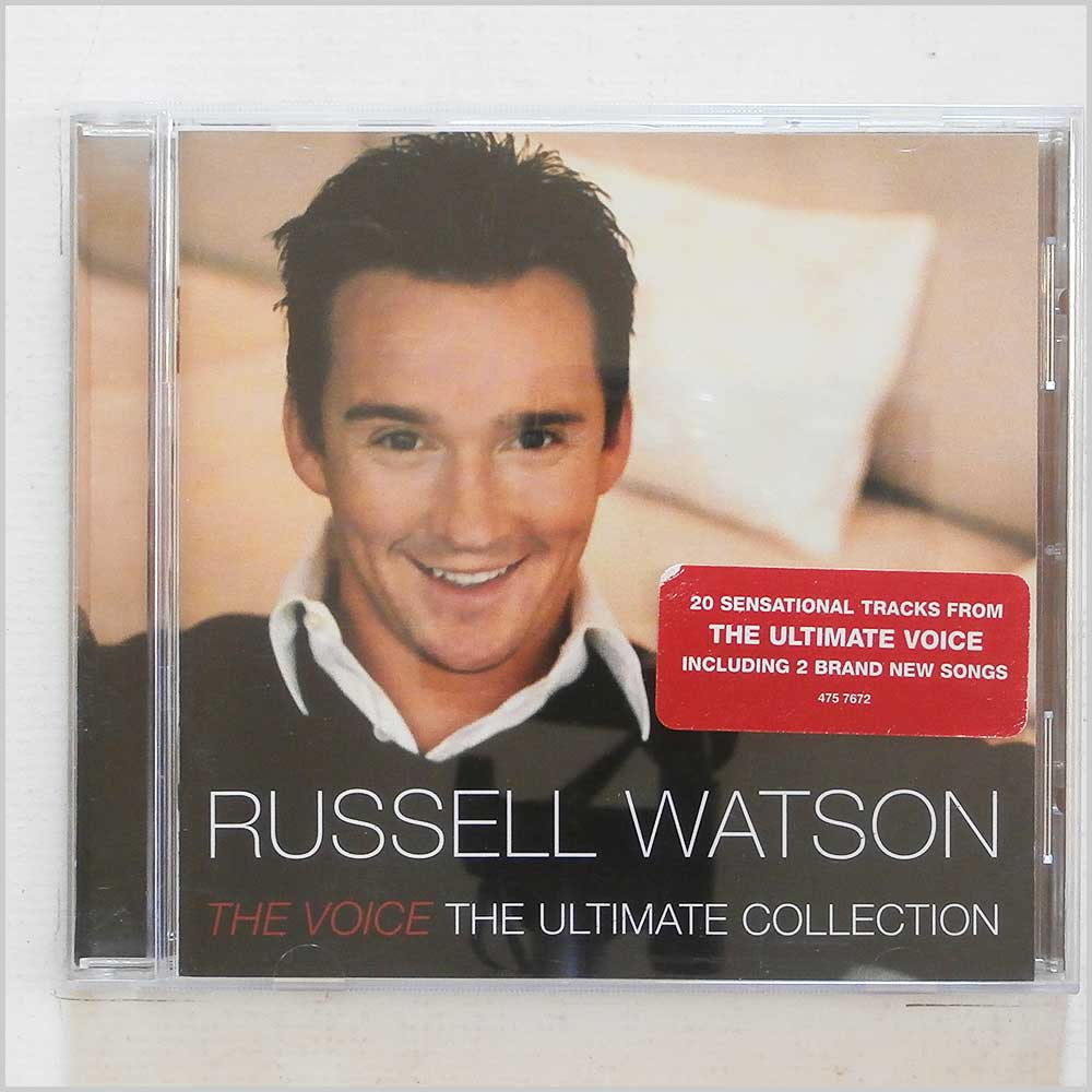 Russell Watson - The Ultimate Collection (28947576723)