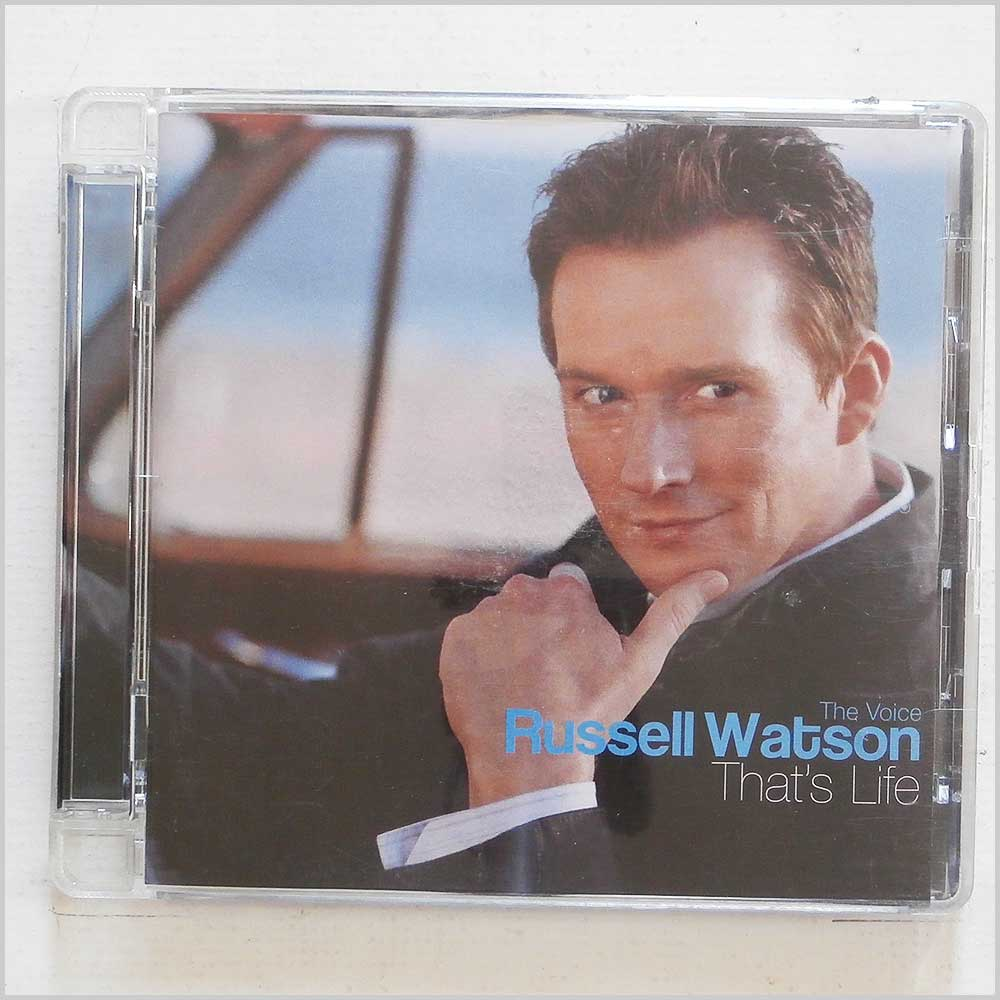 Russell Watson - That's Life (28947581574)