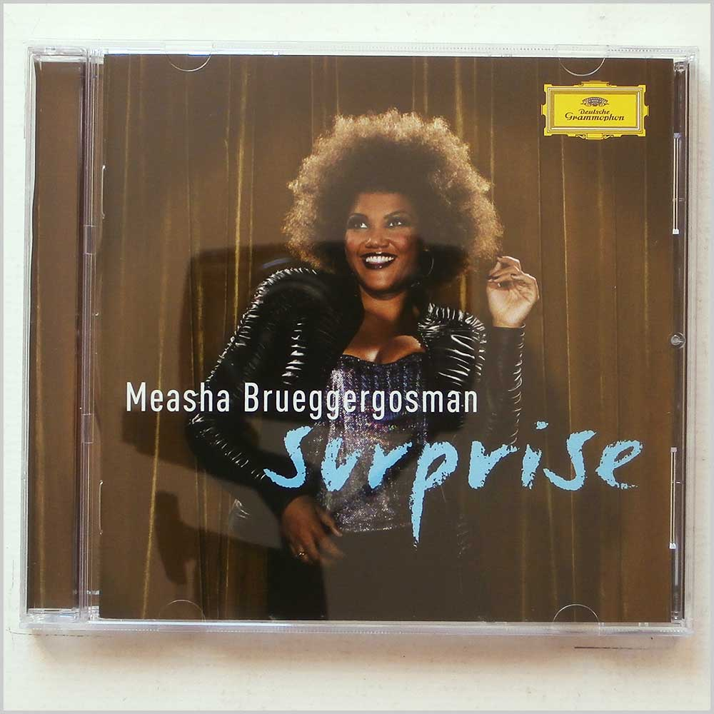 Measha Brueggergosman - Surprise (28947765899)
