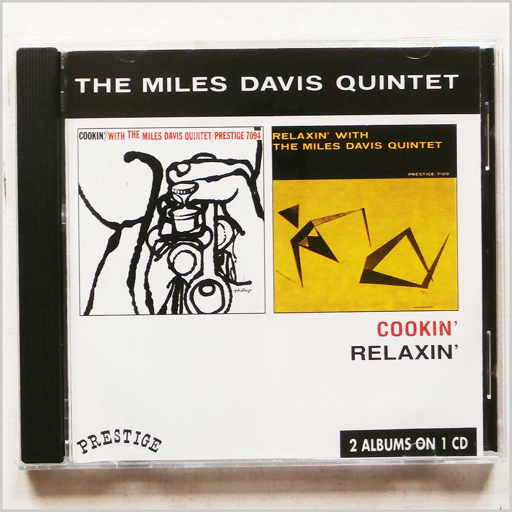 The Miles Davis Quintet - Cookin', Relaxin' (29667700320)