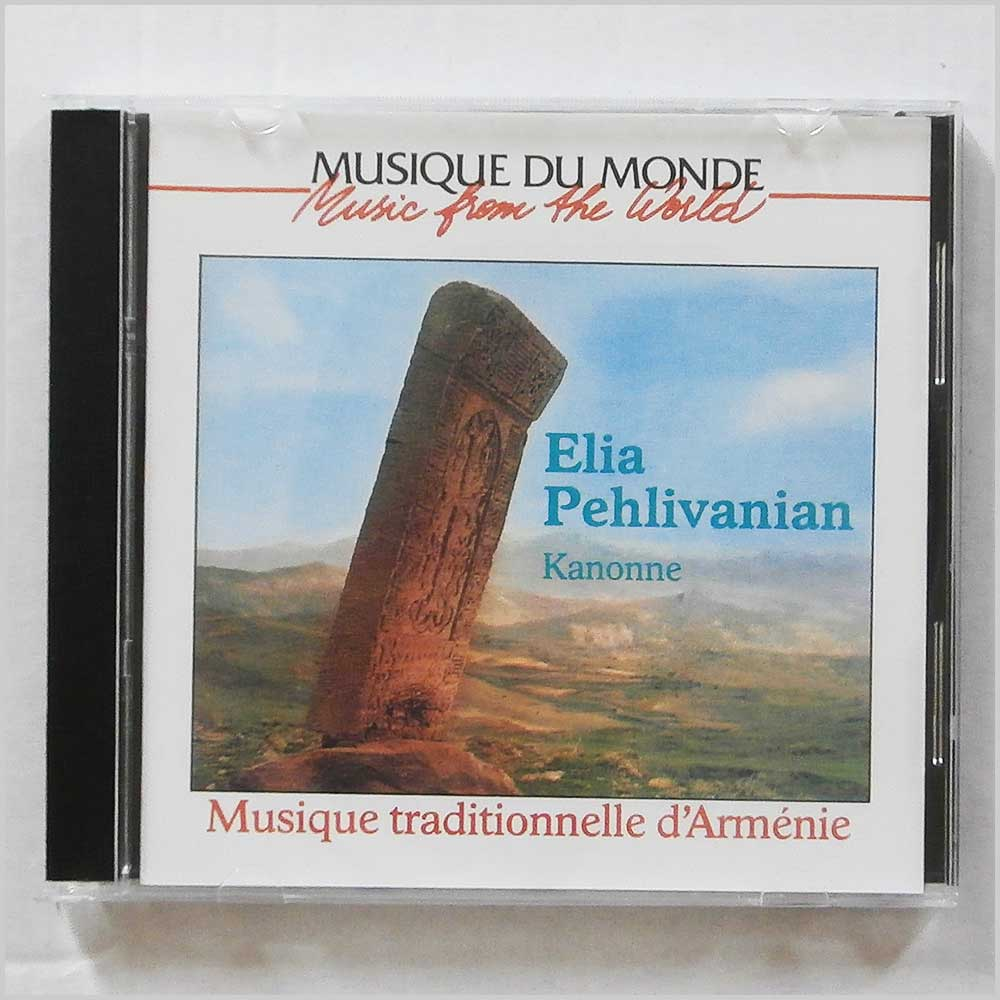 Elia Pehlivanian - Music From The World: Traditional Armenian Music (3129678244220)