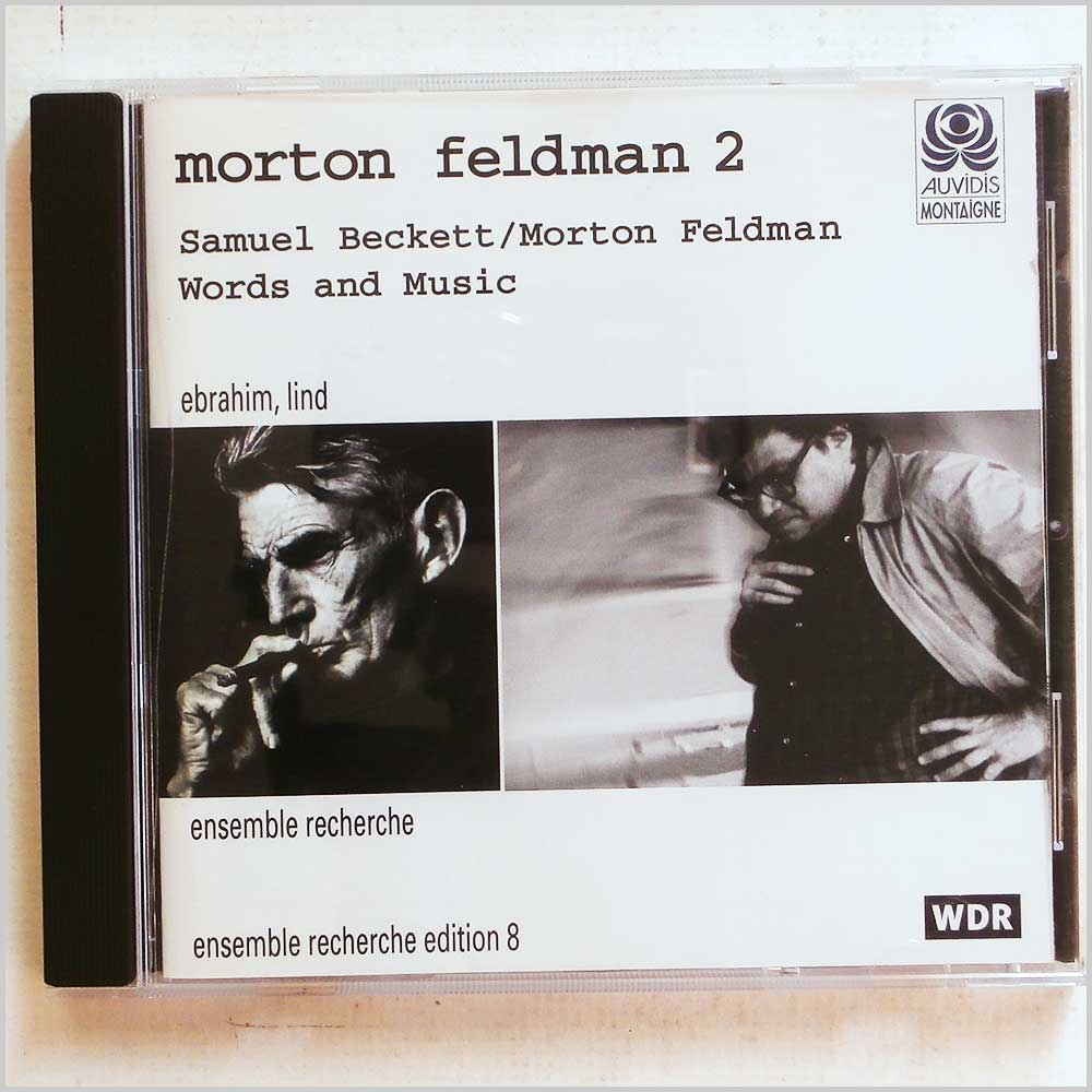 Morton Feldman, Samuel Beckett - Words and Music (3298497820844)