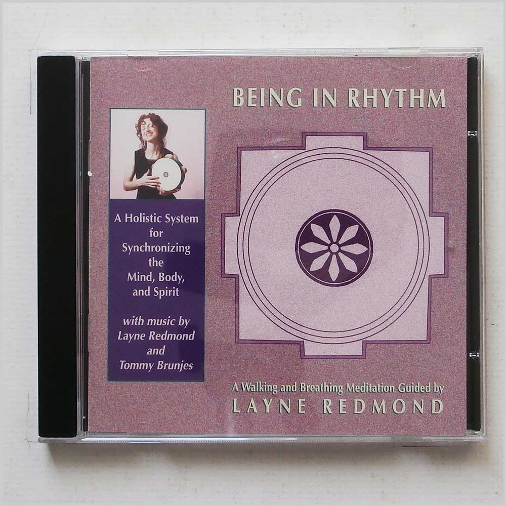 Layne Redmond - Being In Rhythm (34188092724)