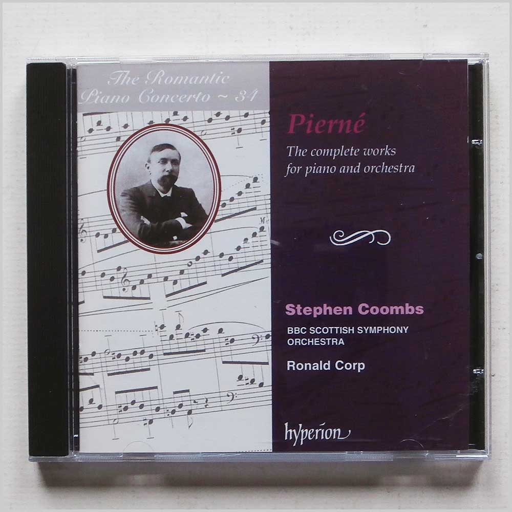Stephen Coombs and BBC Scottish Symphony Orchestra - Pierne: The Romantic Piano Concerto Vol. 34 (34571173481)