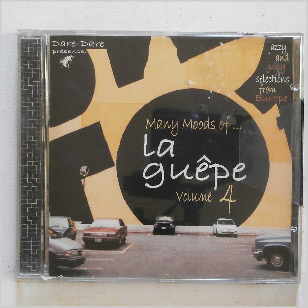 Various - Many Moods of La Guepe Volume 4 (3539932300973)