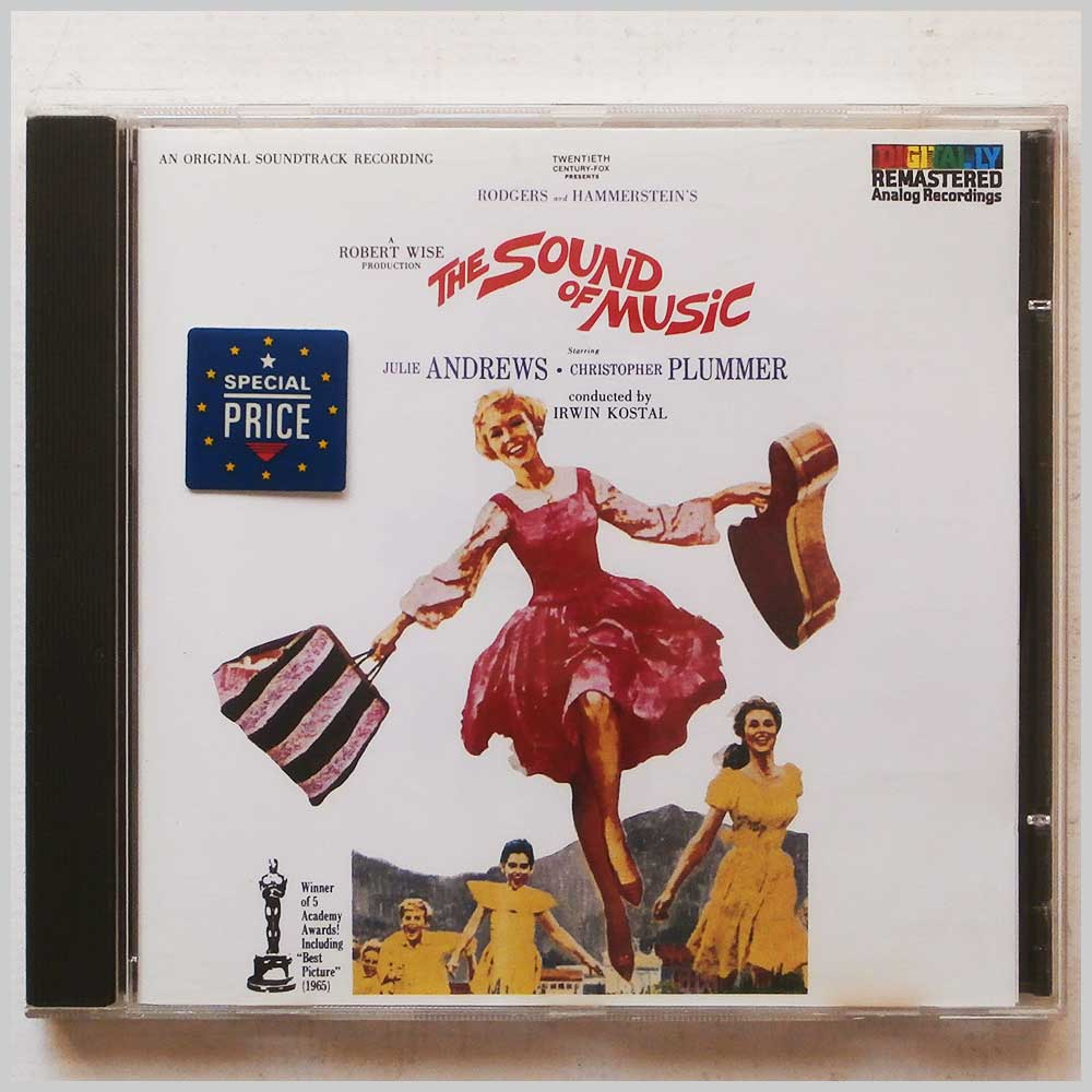 Julie Andrews - The Sound of Music (Original Soundtrack Recording) (35629036826)