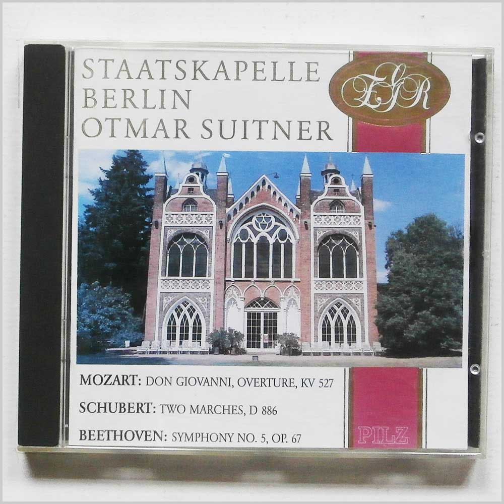 Otmar Suitner - Mozart: Don Giovanni, Overture, KV 527; Schubert: Two Marches, D 886; Beethoven: Symphony No. 5, OP.67 (36244205529)