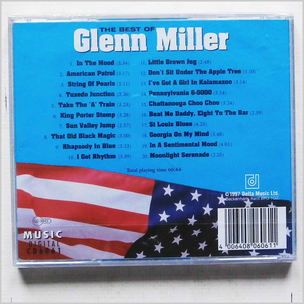 Glenn Miller - The Best of Glenn Miller (4006408060611)