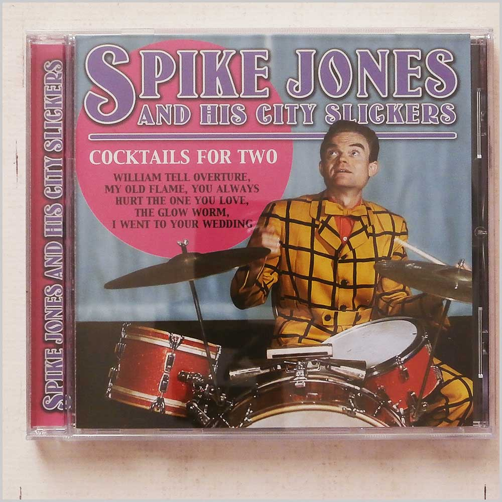Spike Jones - Cocktails for Two (4006408063261)