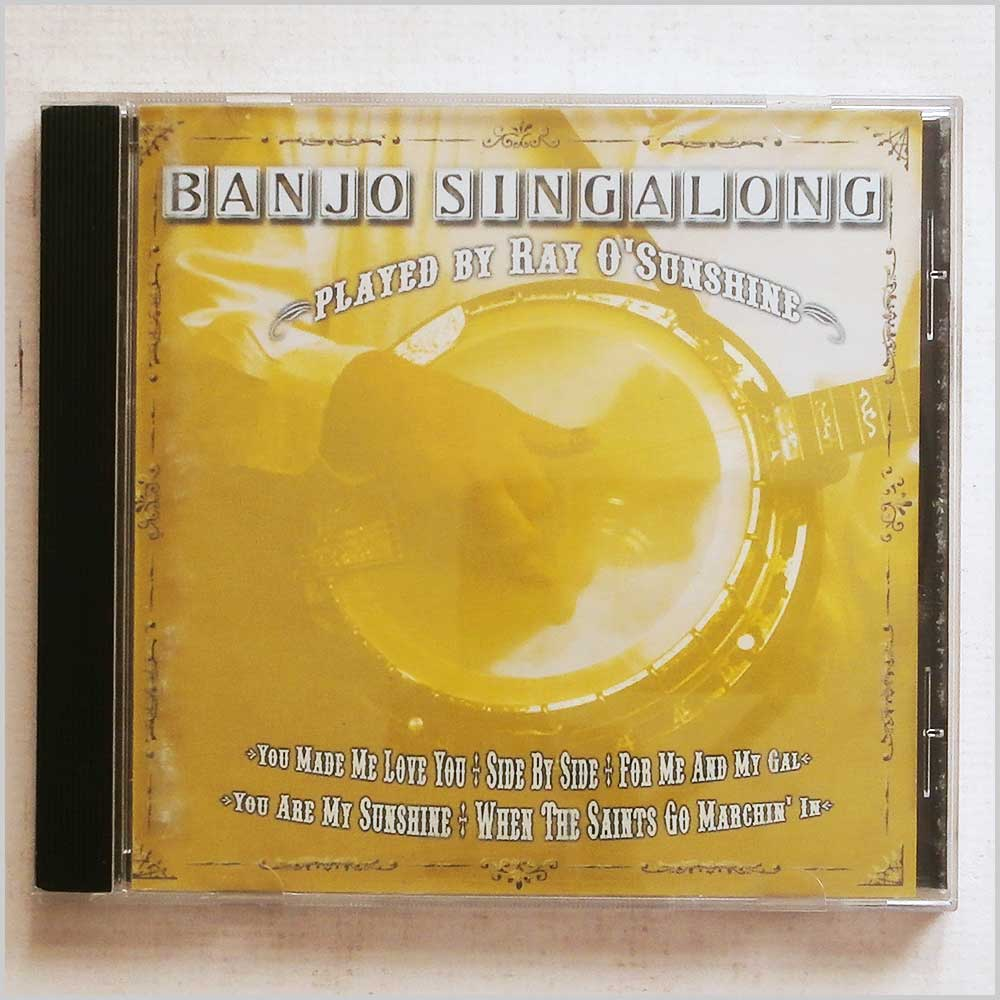 Ray O'Sunshine - Banjo Singalong (4006408063780)