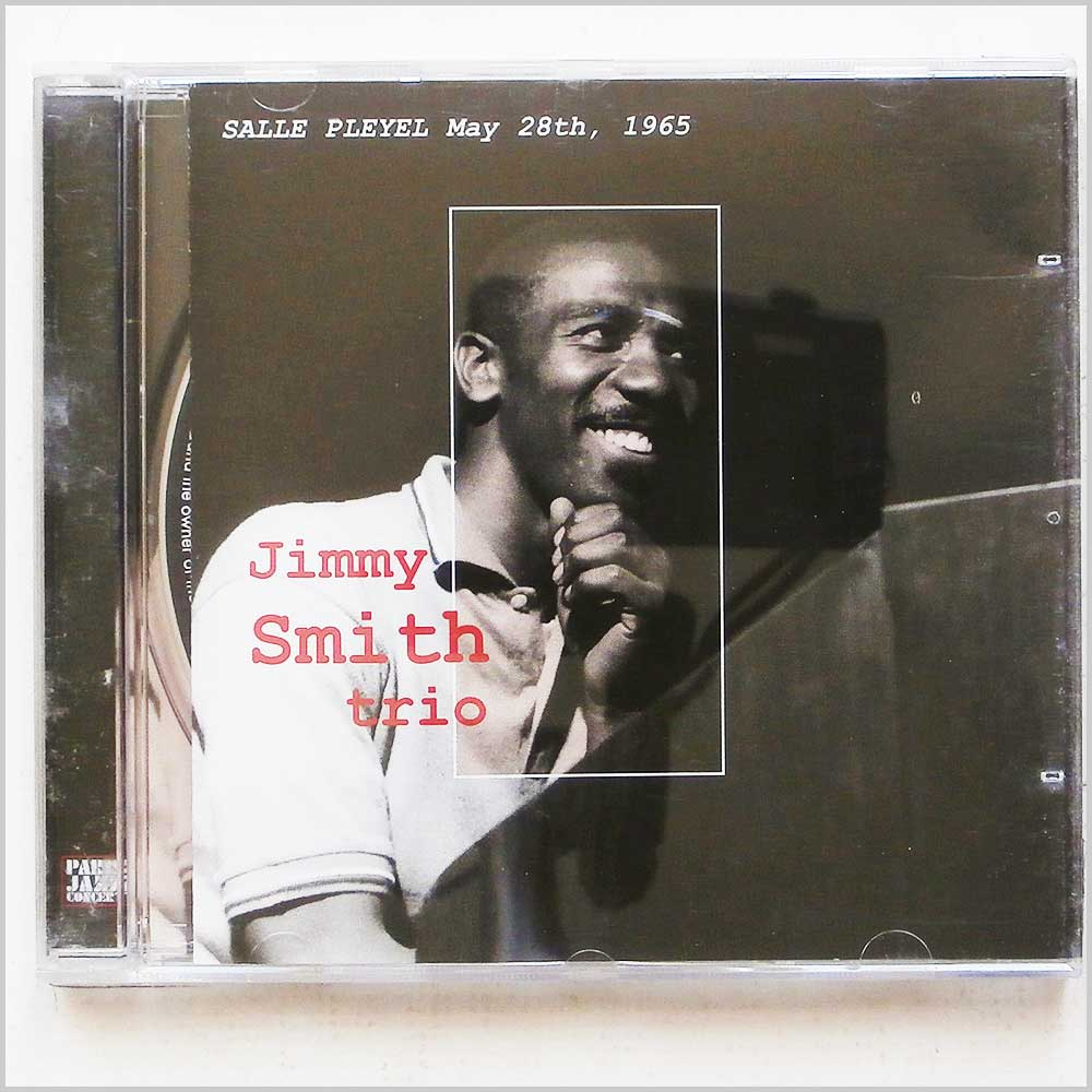 Jimmy Smith and The Trio - Paris Jazz Concert, Pleyel Nov 20th 1968 (4006408174431)