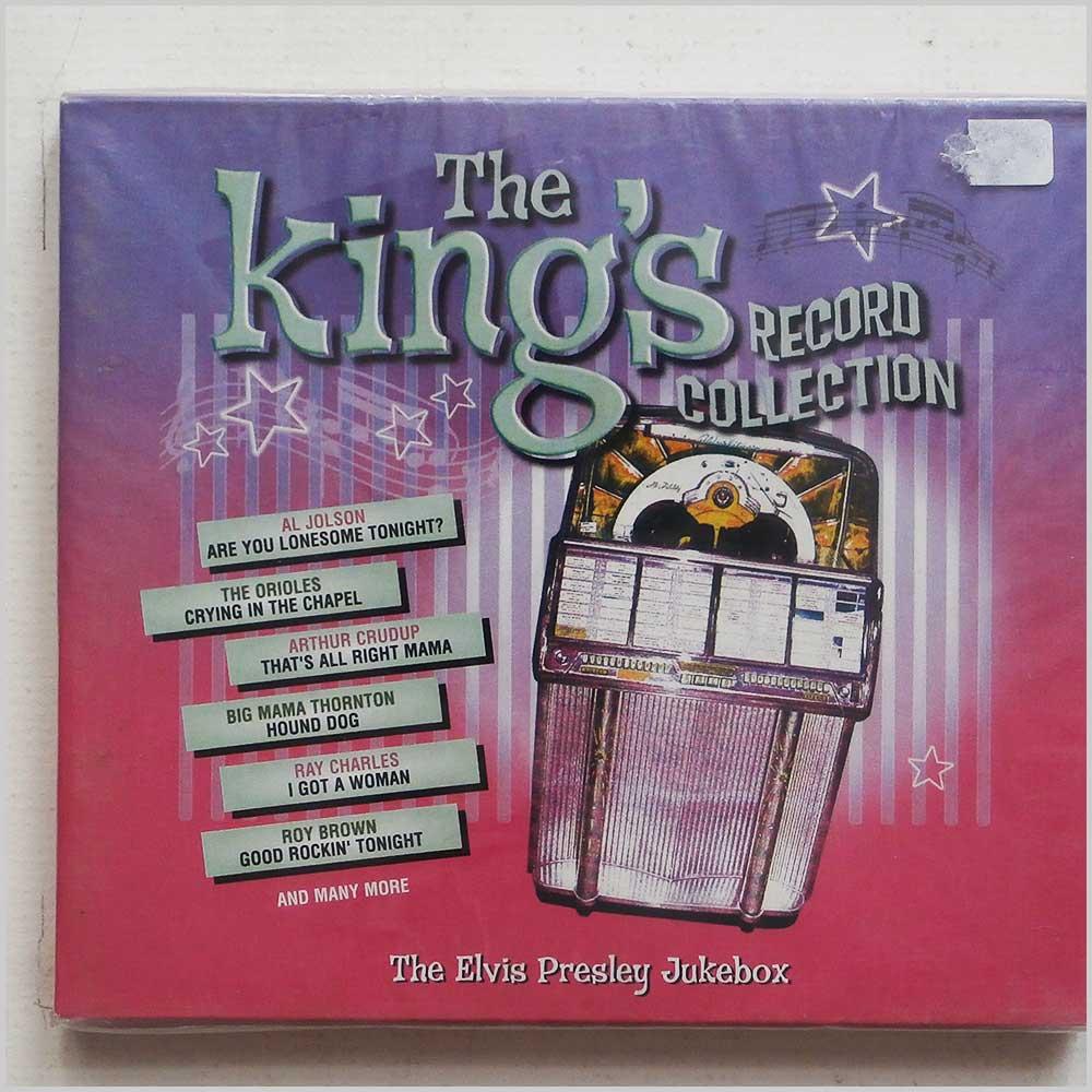 Various - The King's Record Collection (4006408264828)