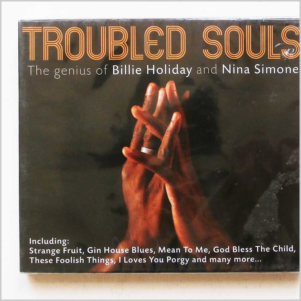 Billie Holiday and Nina Simone - Troubled Souls (4006408265375)