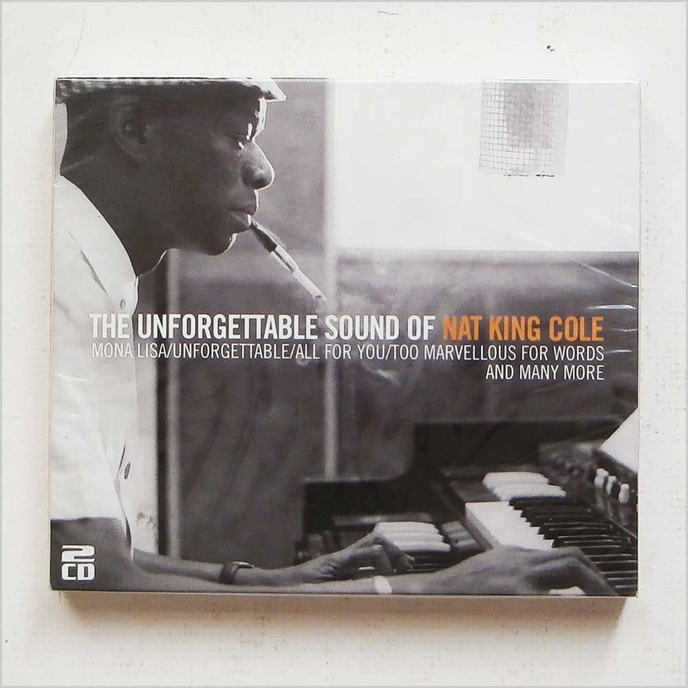 Nat King Cole - The Unforgettable Sound of Nat King Cole (4006408381402)