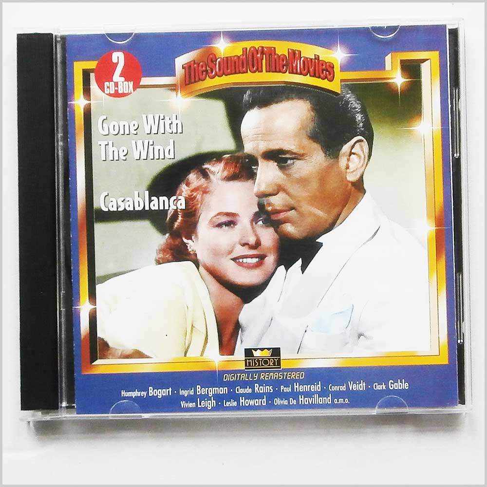 Various - The Sound of the Movies: Gone With The Wind and Casablanca (4011222031020)