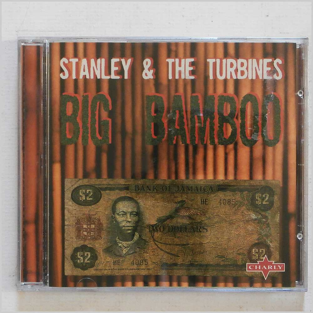 Stanley and The Turbines - Big Bamboo (4017692321128)