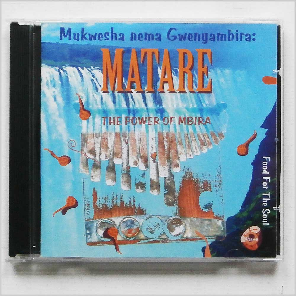 Mukwesha Nema Gwenyambira - Matare: The Power Of Mbira (4021894000040)