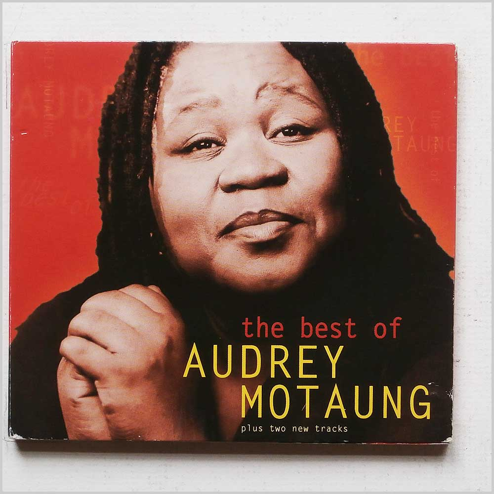 Audrey Motaung - The Best of Audrey Motaung (4026702426029)